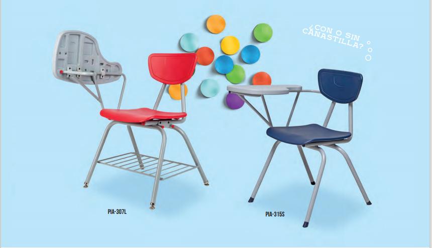 Fabricantes de mobiliario escolar